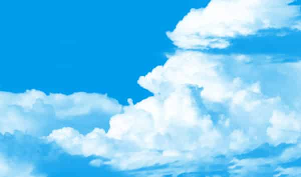 Cloud Photoshop Brushes 3