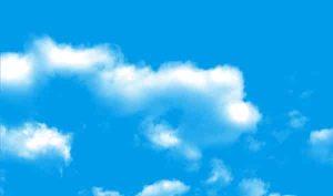 Cloud Photoshop Brushes 7