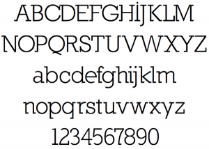 Nilland: Free Slab Serif Fonts