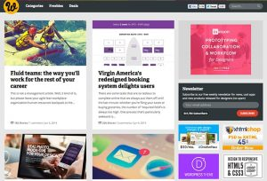 Proximity Design Principle: Web Designer Depot