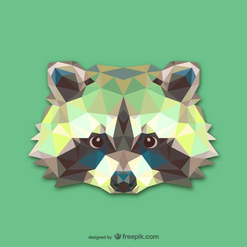 20 Vector Geometric Animals: Free Vector Pack - Design Crawl