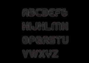 Alt Retro free fonts