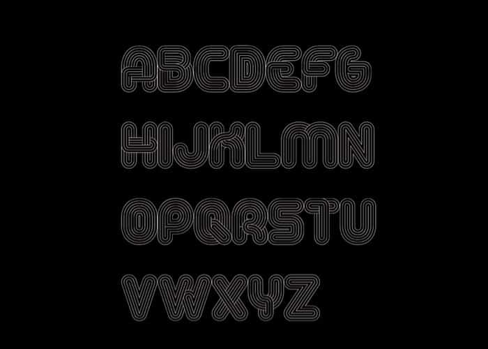 Alt Retro free fonts