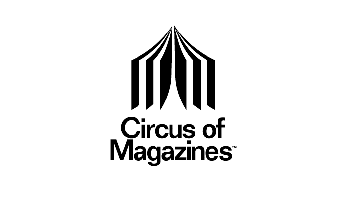 Negative Space: circus-of-magazines