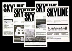 Skyline Magazine: Massimo Vignelli