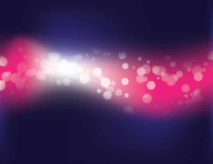 Vector Bokeh backgrounds: Dark