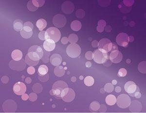 Vector Bokeh backgrounds: purple