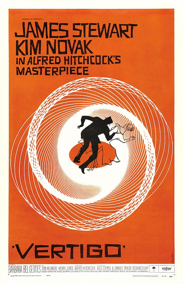 Saul Bass: Spanning Film and Design