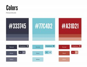 Style Guide Template - Colors