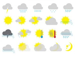 free weather icons