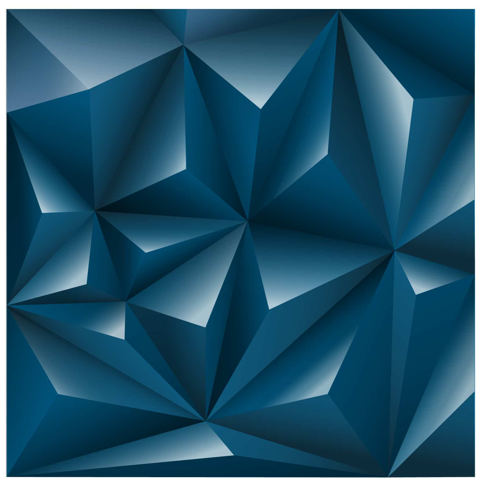 Tutorial: Vector 3D Triangle Effect