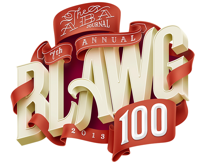 blawg Typography Inspiration