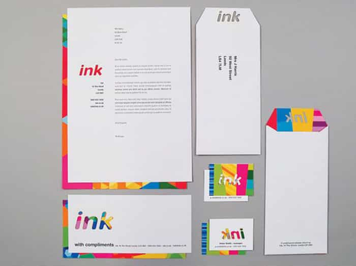 gaining inspiration will help give you some ideas for creating your own ive put together a collection of 30 creative letterhead design examples - Letterhead Design Ideas