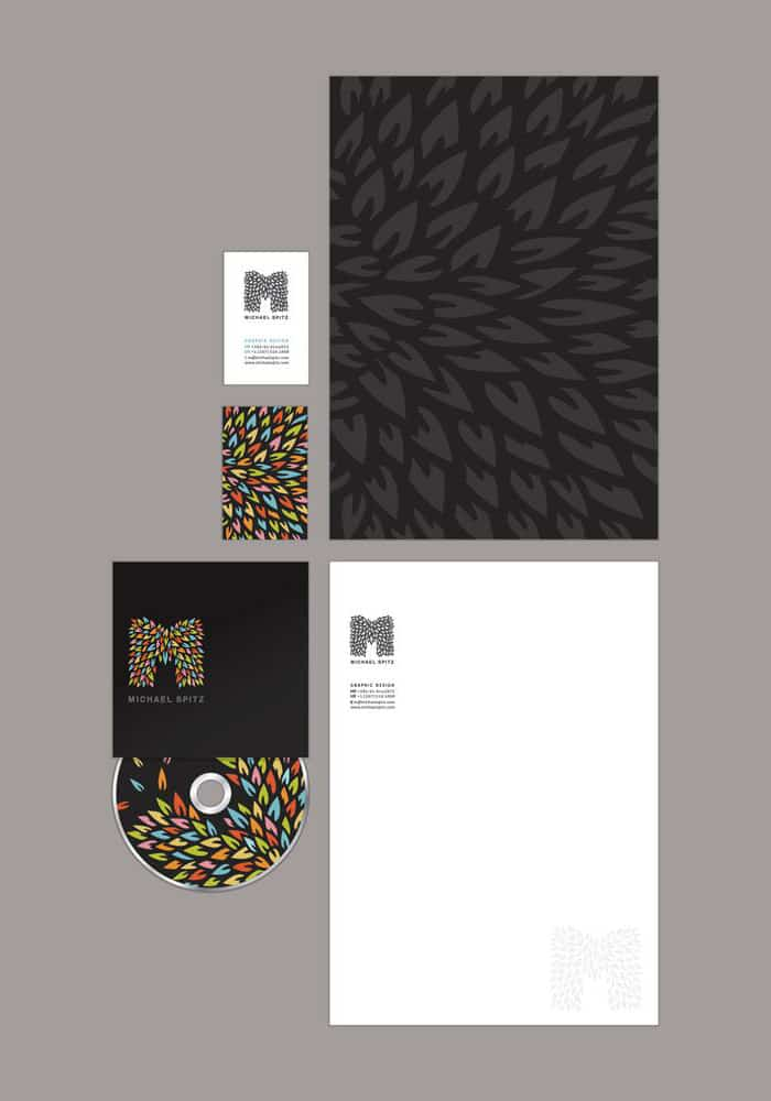 30 Examples of Creative Letterhead Design | Design Crawl
