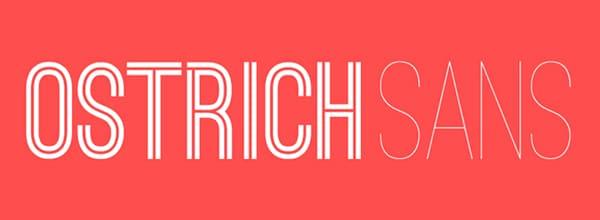 ostrich-sans-thin-fonts