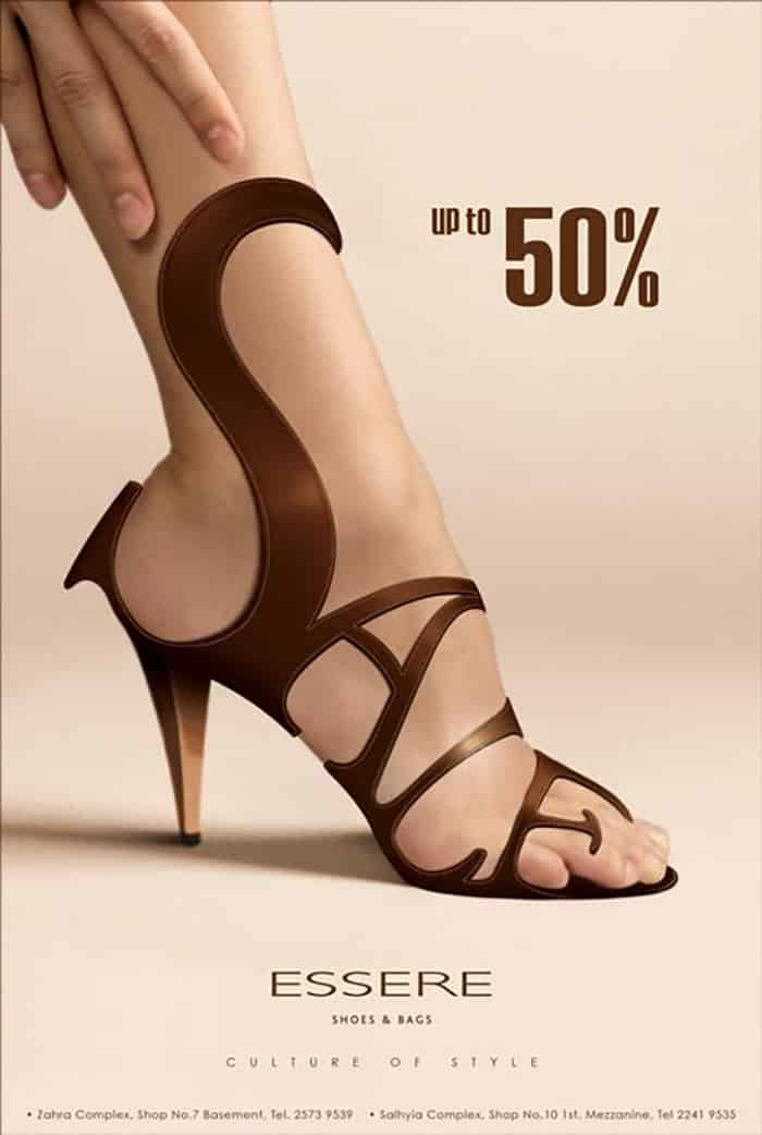 shoe sale type