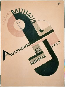 Iconic posters - Bauhaus