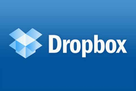 dropbox - top gifts for graphic designers