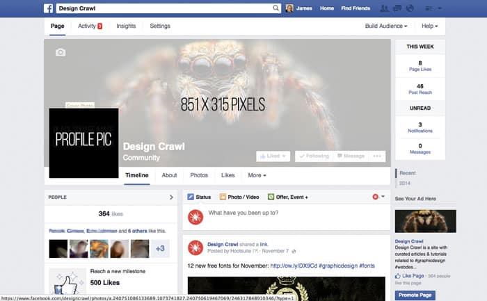 Social Media Cover Photo Sizes and Templates