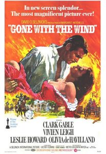 Gone With The Wind - Iconic posters