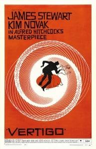 Vertigo - Iconic posters