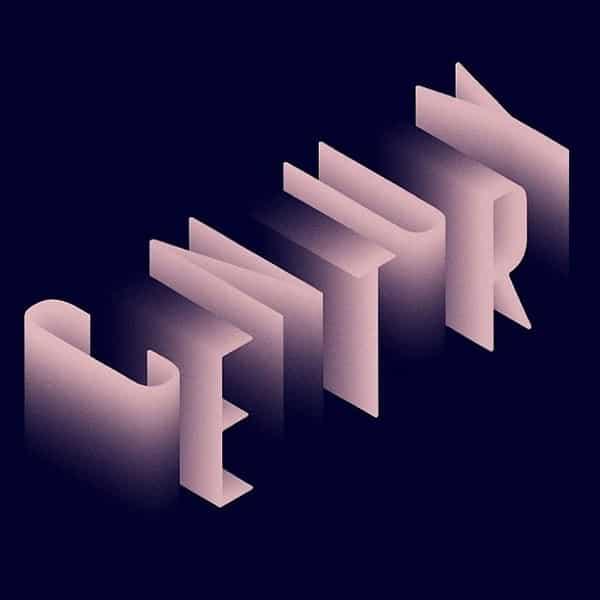 Typography Inspiration at Design Crawl