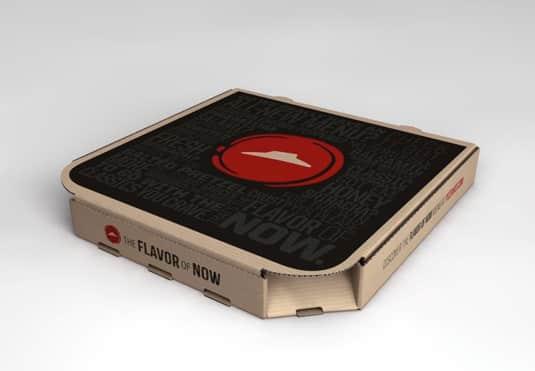 The New Pizza Hut Logo