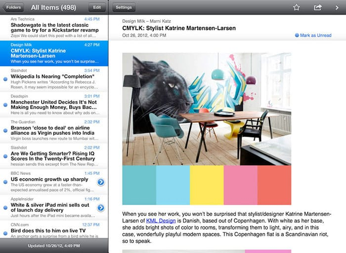 Byline - Apps for graphic designers
