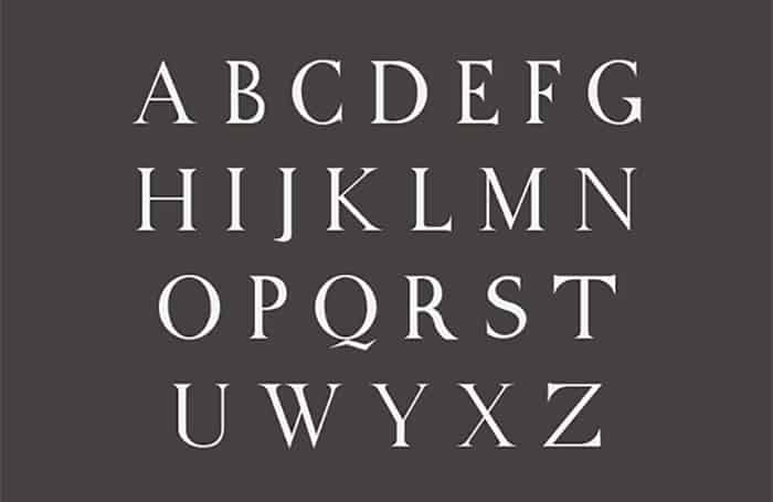 cathedral - new free fonts