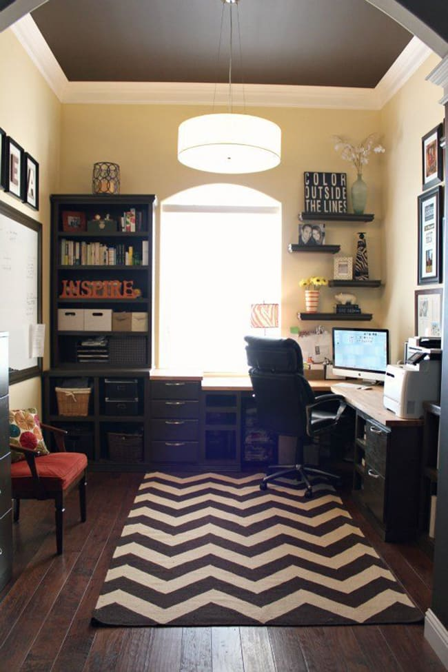 Essential office design tips inspiration design crawl for Office design inspiration