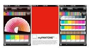 myPantone - Apps for graphic designers