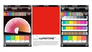 myPantone - Apps for graphic designers