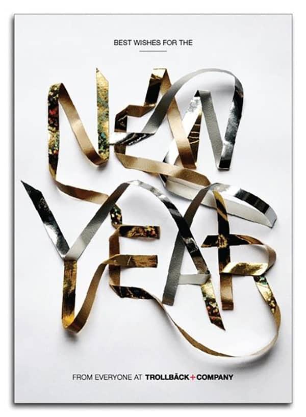 new year ribbon type