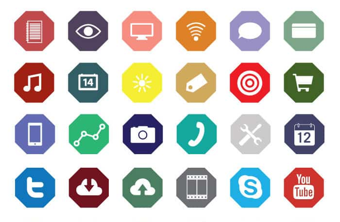 Octicon Icon Set