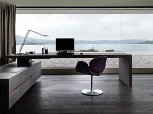office design with a view