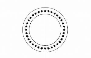 Radial symmetry example