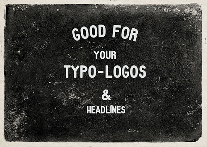 Free Fonts December 2014