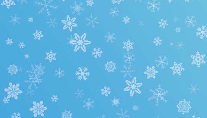 Free SNowflake Photoshop Brushes