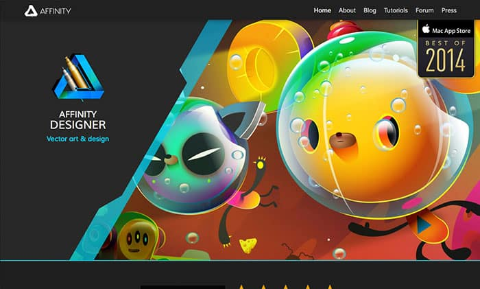 Affinity designer: Design software