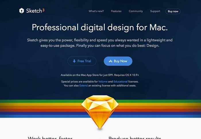 Sketch Design software
