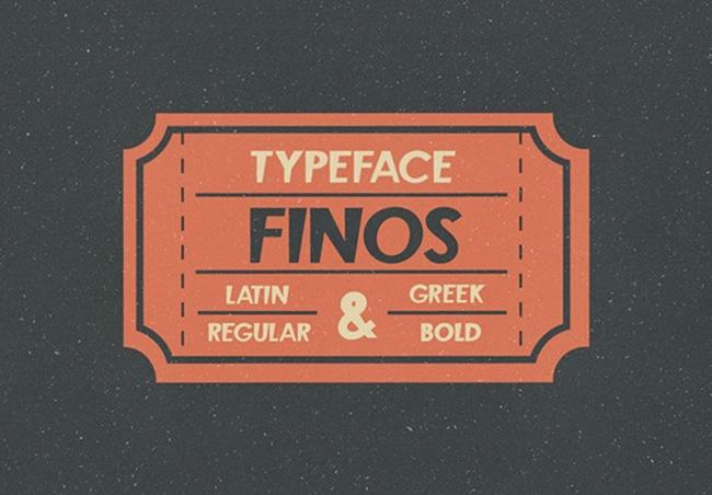 Finos-font