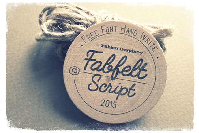 New Free Fonts to Strengthen Your Designs: March 2015