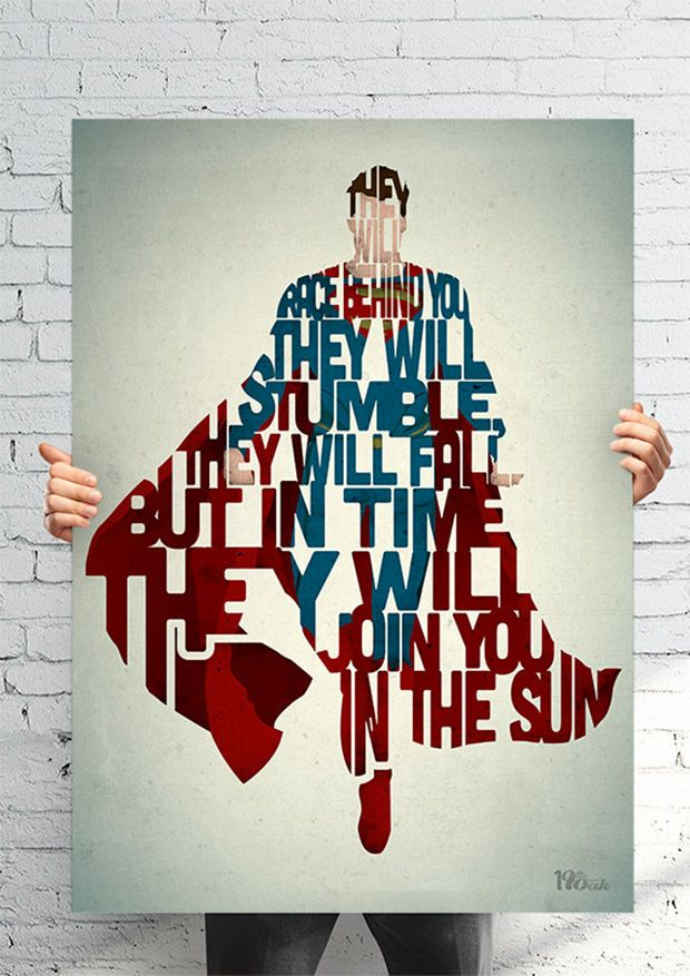 superman - type inspiration