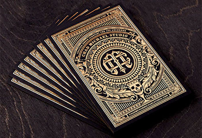 10 Gorgeous Foil Stamping Examples to Inspire You