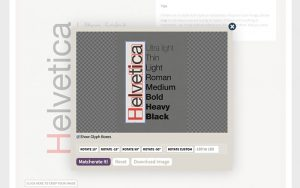 Matcherator - Cropping an image