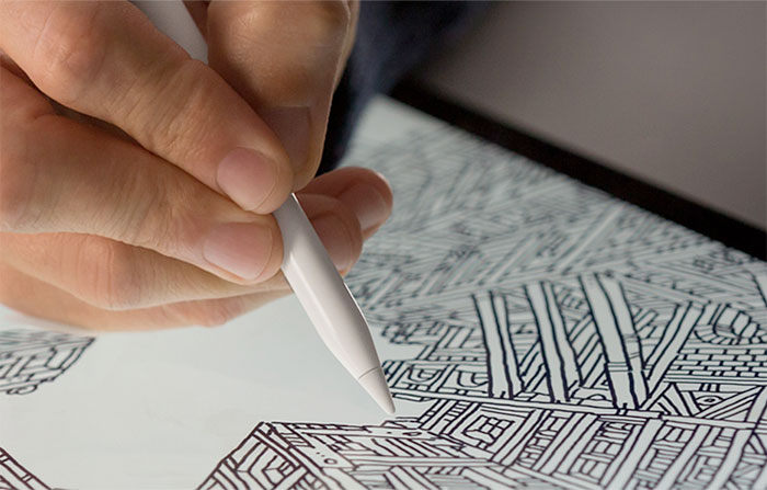 Apple Pencil A Designer's Thoughts
