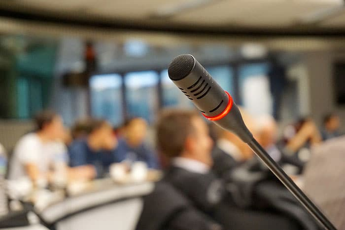 public speaking skills for conferences