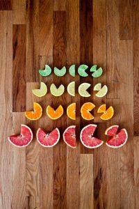 fruit type