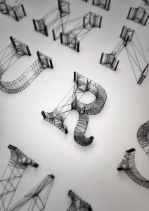 wire type 3D