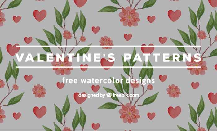 Free Valentines Day Patterns